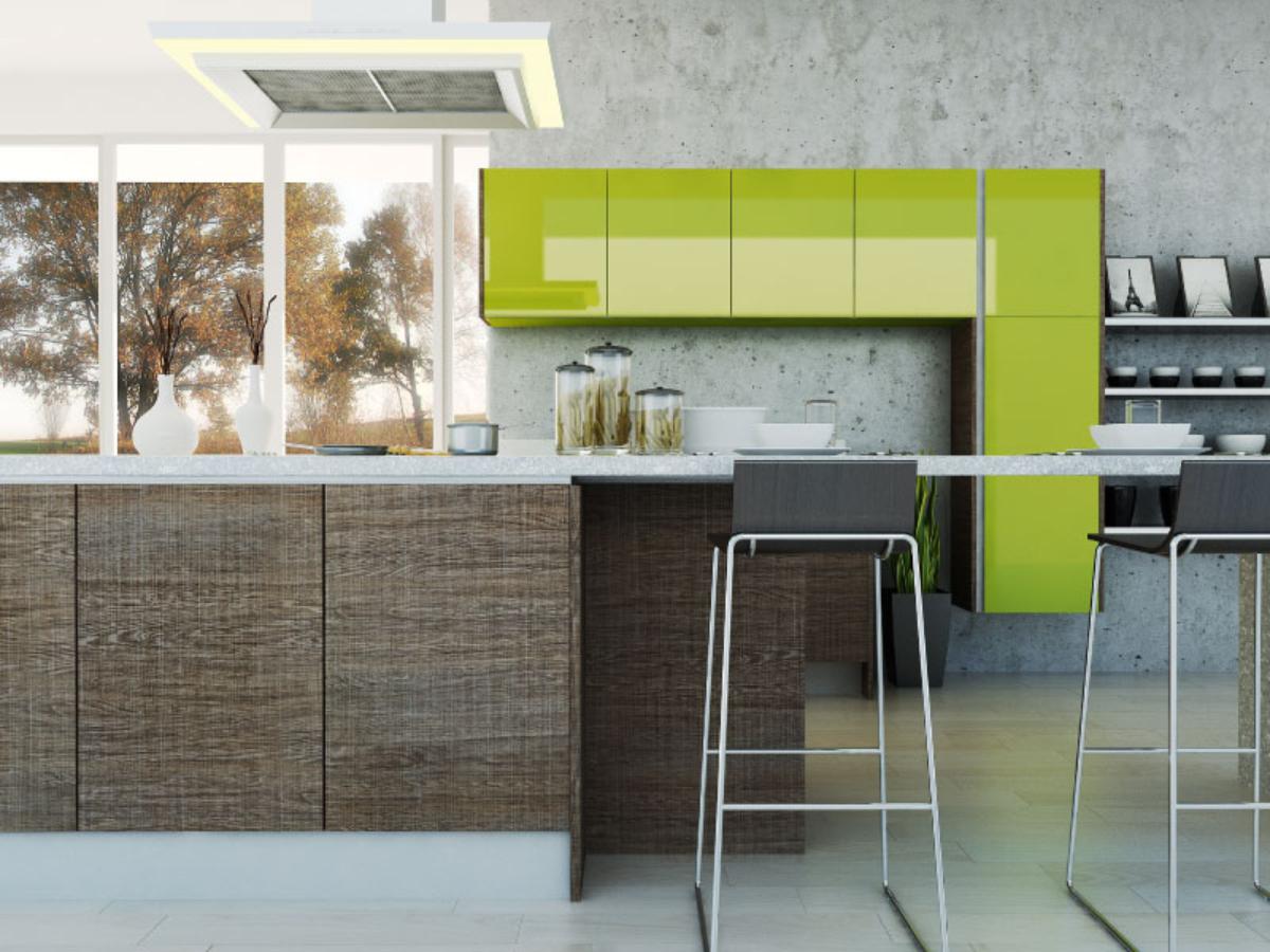 Decoracion De Cocinas Verde Manzana ~ Gormondo.com = Inspirador y ...